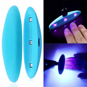 Mini UV Light 395nm Ultraviolet for Curing