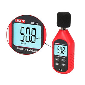 UNI-T UT353 Digital Sound Level Meter