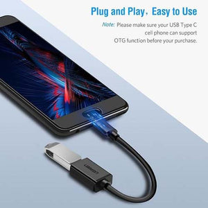 Ugreen Type C to USB 2.0 OTG Cable