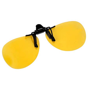 Night Driving Polarized Clip On Sunglasses