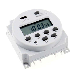 Electronic Programmable Timer Switch 220-250V AC