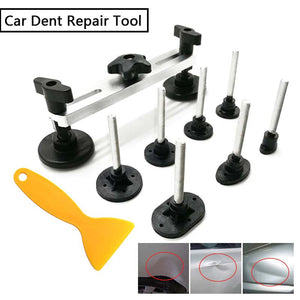 Vehicle Dent Repair Pulling Bridge 9pcs Set