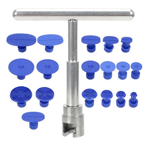 Dent Puller Repair Kit with 18Pcs Suction Tabs