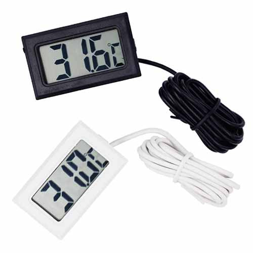 Mini Temperature Meter, Thermometer with External Thermocouple
