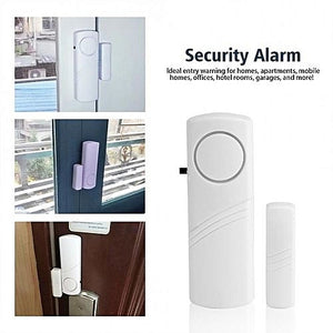 Magnetic Door Window Security Burglar Alarm
