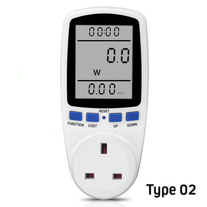 Plug-in Energy Monitor / Electricity Meter