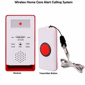 Wireless Home Care Alert for Elderly