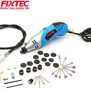 Fixtec Rotary Tool 170W Mini Drill/Die Grinder Machine