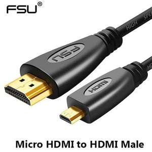 Mini HDMI, Micro HDMI to HDMI Adapter Cable