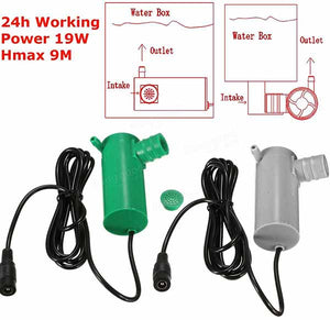 Submersible Water Pump Hmax 8 meters 12V DC 19W