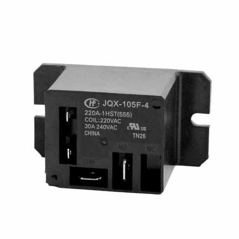 High Power Relay AC 220V 30A Contact Switching Capability