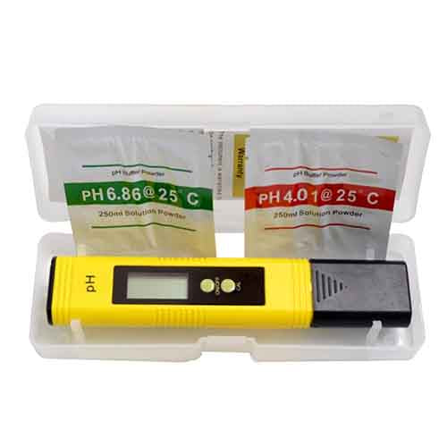 Digital PH Meter Tester with The Case