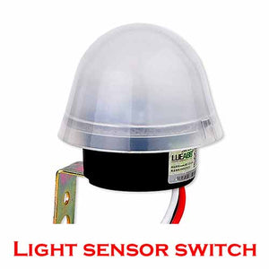 Automatic Night Light Switch, Day Night Sensor Switch
