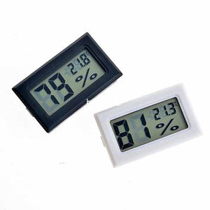 Mini Thermometer & RH Humidity Meter