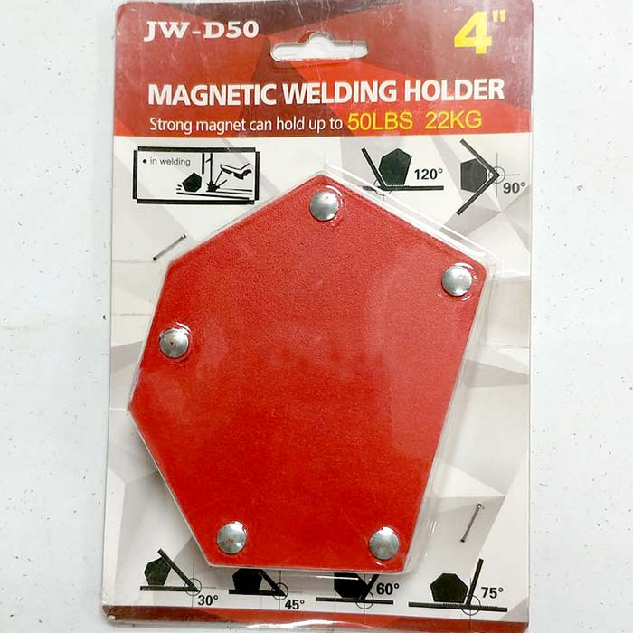 Multi-Angle Welding Magnet Clamp 1Pc