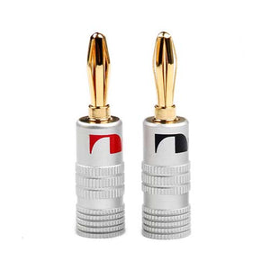 Nakamichi Banana Plug for Audio 4mm 1Pair