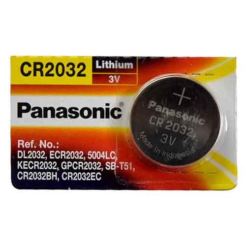 Maxell/Panasonic Lithium CR2032 Battery