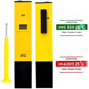 Digital PH Meter Measure Range 0.0-14.0pH