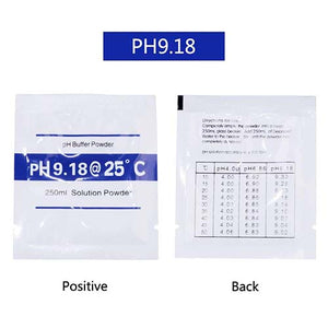 PH Buffer Solution Powder for PH Meter Calibration