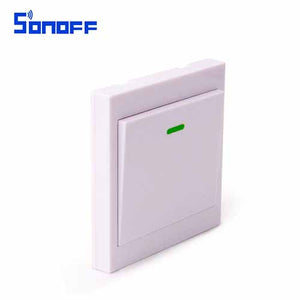 SONOFF Wall Mount RF Remote Transmitter Switch