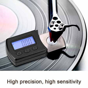 LP Vinyl Record Player / Turntable Stylus Force Scale
