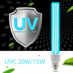 UVC Ultraviolet Disinfection Sterilization Lamp 15W