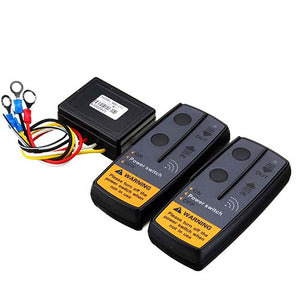 Winches Wireless Remote Control Kit 2.4G 12V