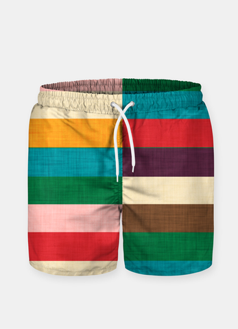 Men's Shorts Multicolor Shorts