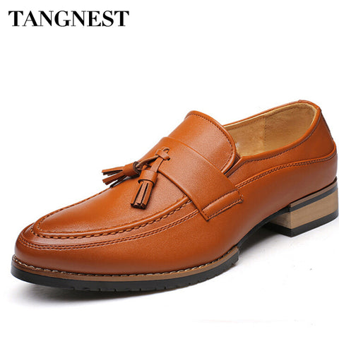 British Style Casual Men Shoes