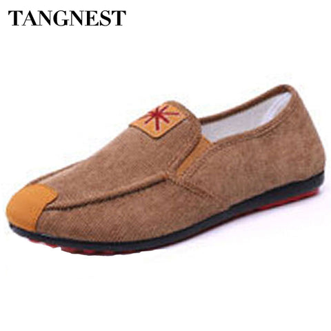 Canvas Casual Man Shoes