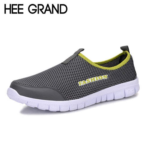 Hee Grand 2017 Summer Casual Shoes Male Lazy Network Shoes Men Foot Wrapping Breathable Shoes Drop Shipping Size 46 Xmr199 Shoes Men's Casual Shoes