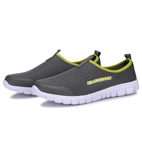Shoes Hee Grand 2017 Summer Casual Shoes Male Lazy Network Shoes Men Foot Wrapping Breathable Shoes Drop Shipping Size 46 Xmr199