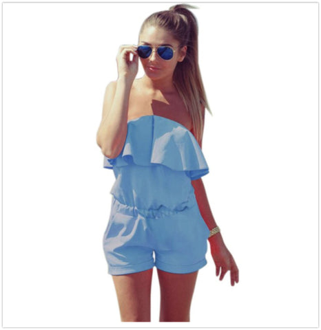 Women Fashion Casual Rompers