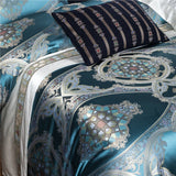 Luxurious  Smooth Mulberry Silk 4pcs Bedding Sets