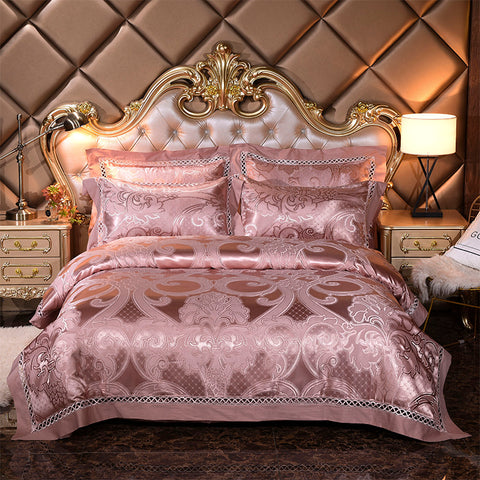 Luxury Silk/Satan Bed Sheets