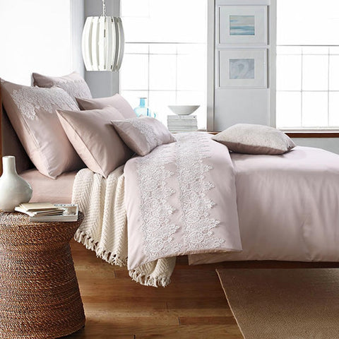 100% Cotton Sateen Luxury Bedding Sets