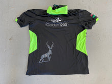 Load image into Gallery viewer, Official BEN NEVIS GOLDEN 1200 polo shirt