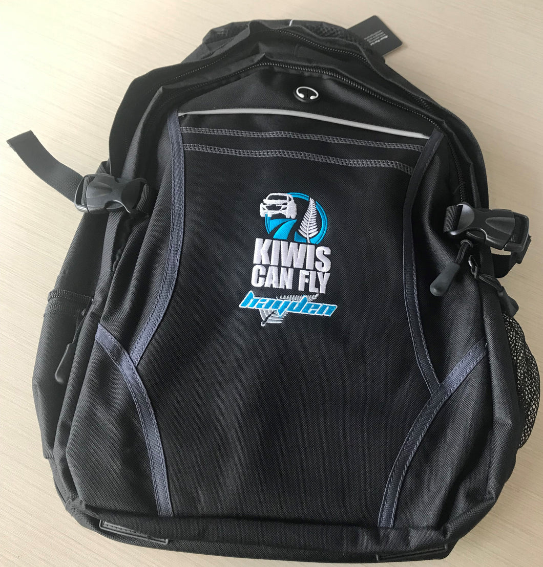 Kiwis Can Fly Backpack