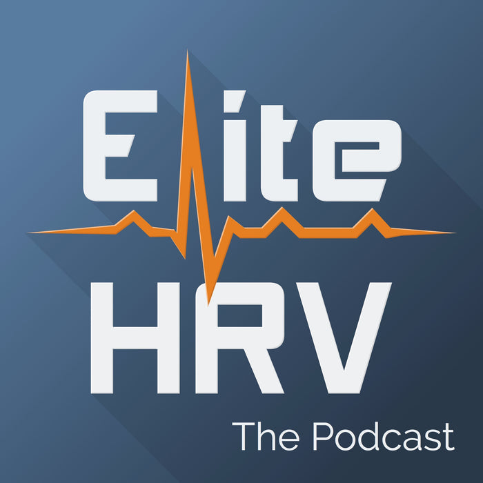 Dr. Baxter featured Elite HRV Podcast