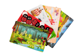 Load image into Gallery viewer, DistrACTION® Cards 4-Pack