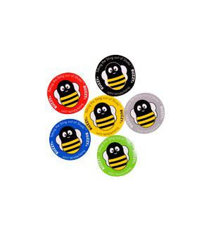 Buzzy® Bravery Badges (100 Pack)