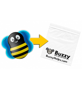 Buzzy® Infection Control Bags - 100 Pack