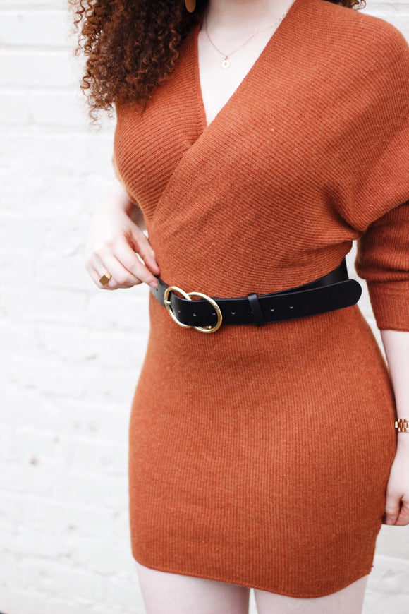Alessandro Double Buckle Belt