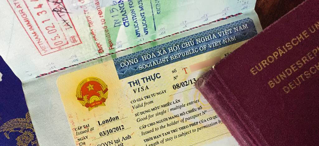Applying for an e-Visa for the Vietnam Grand Prix