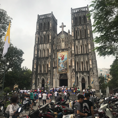 F1 Cathedral Vietnam
