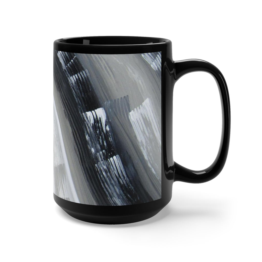 Coffee Mug feat. Abstract Art-Tyler