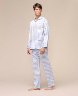 LONG STRIPED PAJAMA SET