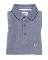 COTTON-PIQUE POLO SHIRT by MIRTO
