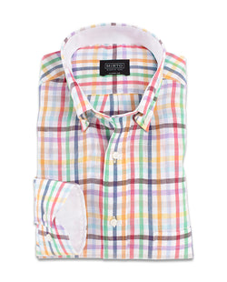 BUTTON DOWN CASUAL SHIRT by MIRTO