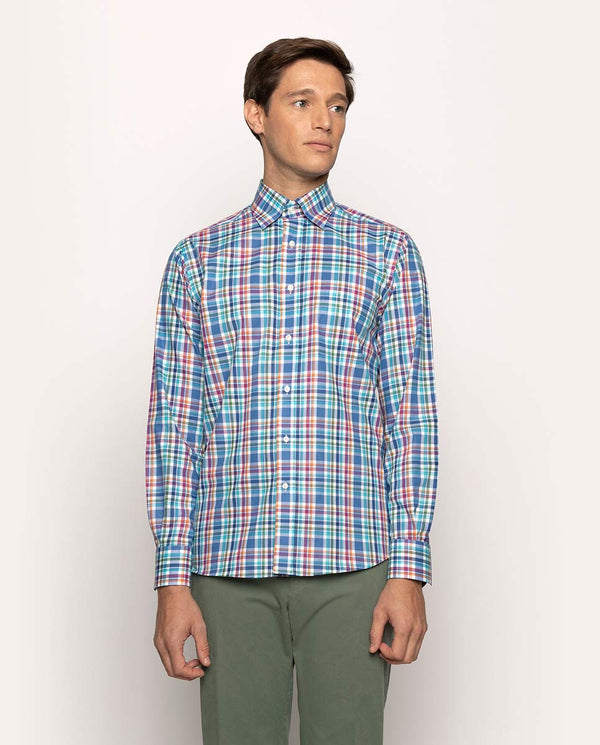 CASUAL CHECKED SHIRT